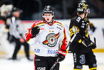 Stockholm 2014-01-08 Ishockey SHL AIK - Lule&aring; HF :  <br />  Lule&aring;s Daniel Mannberg <br /> (Foto: Kenta J&ouml;nsson) Nyckelord:  portr&auml;tt portrait