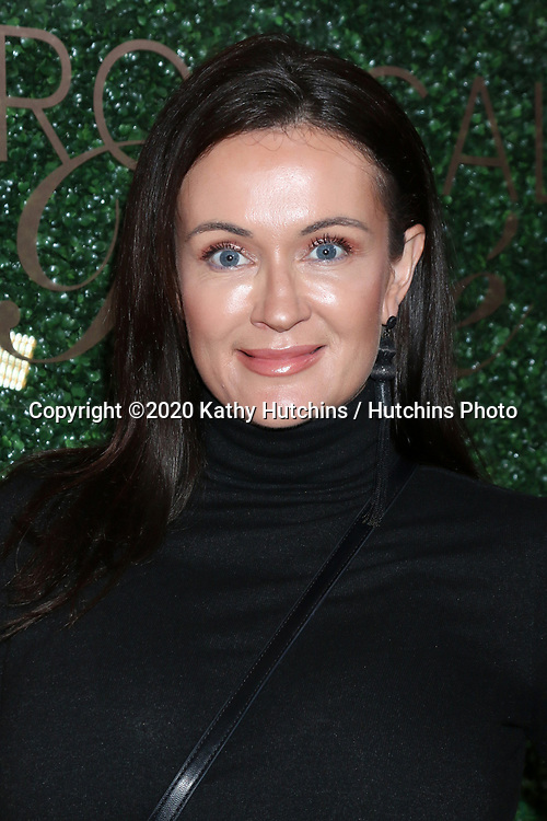 LOS ANGELES - MAR 11:  Kate Neilson at the Seagram's Escapes Tropical Rose Launch Party at the hClub on March 11, 2020 in Los Angeles, CA