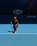 Serena Williams (USA) Dismantles Ayumi Morita (JPN) 6-1, 6-3