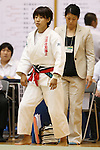 Ami Kondo,<br /> September 13, 2014 - Judo : <br /> All Japan Junior Judo Championships <br /> Women's -48kg<br /> at Saitama Kenritsu Budokan, Saitama, Japan. <br /> (Photo by Shingo Ito/AFLO SPORT) [1195]