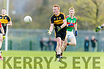 Johnny Buckley Dr Crokes in Action against  Loughmore-Castleiney in the Munster Senior Club Semi-Final at Crokes Ground, Lewis Road on Sunday