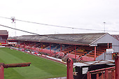 23/06/2000 Blackpool FC Bloomfield Road Ground..West stand from the home section of the Kop.....© Phill Heywood.