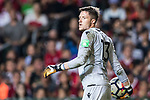 Crystal Palace goalkeeper Wayne Hennessey in action during the Premier League Asia Trophy match between Liverpool FC and Crystal Palace FC at Hong Kong Stadium on 19 July 2017, in Hong Kong, China. Photo by Yu Chun Christopher Wong / Power Sport Images
