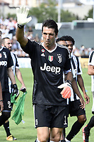 Villar Perosa (To) 17-08-2017 friendly Match Juventus A - Juventus B / foto Daniele Buffa/Image Sport/Insidefoto<br /> nella foto: Gianluigi Buffon