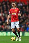 Jonny Evans of Manchester United - Manchester United vs. Sunderland - Barclay's Premier League - Old Trafford - Manchester - 28/02/2015 Pic Philip Oldham/Sportimage