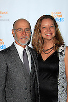 LOS ANGELES - DEC 3: Barry Livingston, Karen Huntsman at The Actors Fund's Looking Ahead Awards at the Taglyan Complex on December 3, 2015 in Los Angeles, California