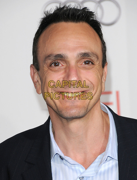 """HANK AZARIA .The AFI Fest 2010 Opening Gala - """"Love & Other Drugs"""" World Premiere held at The Grauman's Chinese Theatre in Hollywood, California, USA..November 4th, 2010                                                                                .headshot portrait black grey gray white .CAP/RKE/DVS.©DVS/RockinExposures/Capital Pictures."""