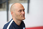 Alex Neil manager of Preston North End during the Sky Bet Championship match at the Riverside Stadium, Middlesbrough. Picture date: August 26th 2017. Picture credit should read: Jamie Tyerman/Sportimage