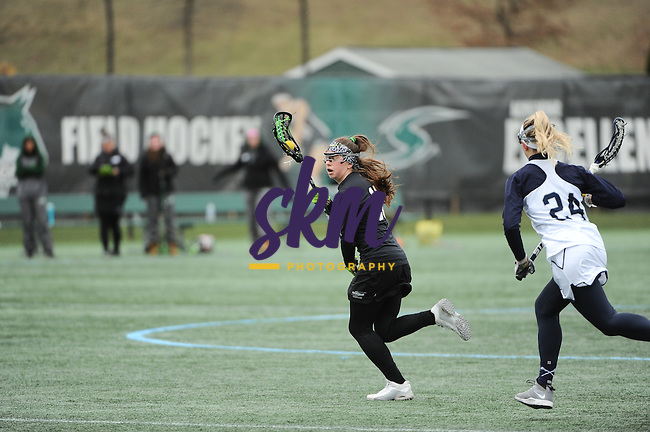 SU women's lacrosse was outpaced by SUNY Geneseo as they were downed 2-4 on Sunday afternoon at Mustang Stadium in Owings Mills.