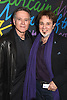 Frank Dicopoulos and Franke Previte attend &quot;The Amazing Kreskin&quot; Off Broadwy show on April 11, 2018 at the Lion Theatre in New York City. <br /> <br /> photo by Robin Platzer/Twin Images<br />  <br /> phone number 212-935-0770