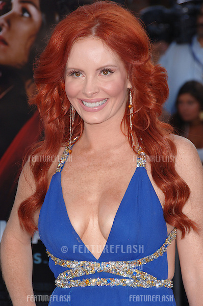 """Actress PHOEBE PRICE at the world premiere of """"Superman Returns"""" in Los Angeles..June 21, 2006  Los Angeles, CA.© 2006 Paul Smith / Featureflash"""