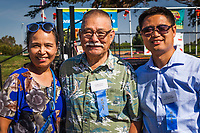 ACCA Secretary, Director and Vice President - Moon Festival 2017, San Leandro Marina Park.