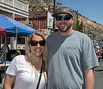 A photograph from the 34th Annual Chili on the Comstock Cook Off in Virginia City on Sunday, May 21, 2017.