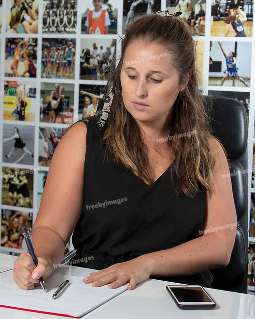 Netball Victoria Board Headshots<br /> 2019<br /> <br /> Photo: Grant Treeby