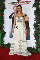 WESTWOOD, CA - NOVEMBER 5: Alessandra Ambrosio at the premiere of Daddy's Home 2 at the Regency Village Theater in Westwood, California on November 5, 2017. Credit: Faye Sadou/MediaPunch