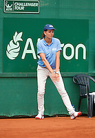 13-07-13, Netherlands, Scheveningen,  Mets, Tennis, Sport1 Open, day six, Lineswoman<br /> <br /> <br /> Photo: Henk Koster