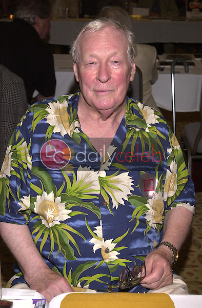 """Russell Johnson who starred in the TZ episodes """"Back There"""" and """"Execution"""""""