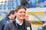 15.02.2020, PreZero-Arena, Sinsheim, GER, 1. FBL, TSG 1899 Hoffenheim vs. VFL Wolfsburg, <br /> <br /> DFL REGULATIONS PROHIBIT ANY USE OF PHOTOGRAPHS AS IMAGE SEQUENCES AND/OR QUASI-VIDEO.<br /> <br /> im Bild: Oliver Glasner ( Trainer, VfL Wolfsburg)<br /> <br /> Foto © nordphoto / Fabisch