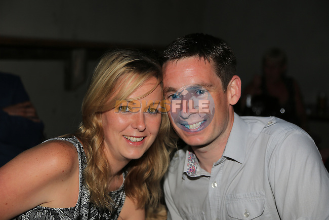 Liza Doyle<br /> Declan grehan<br /> in Cairns<br /> Picture:  www.newsfile.ie