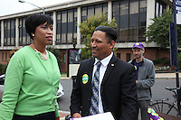 140929 SEIU 32BJ Bowser Endorsement