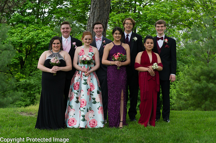 2018 Downers Grove North Prom