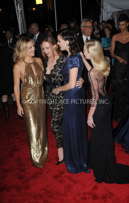 WWW.ACEPIXS.COM . . . . . ....May 4 2009, New York City....(L-R) Kate Hudson, Stella Mccartney, Liv Tyler and Kate Bosworth arriving at 'The Model as Muse: Embodying Fashion' Costume Institute Gala at The Metropolitan Museum of Art on May 4, 2009 in New York City....Please byline: KRISTIN CALLAHAN - ACEPIXS.COM.. . . . . . ..Ace Pictures, Inc:  ..(212) 243-8787 or (646) 679 0430..e-mail: picturedesk@acepixs.com..web: http://www.acepixs.com