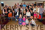 Surprise 40th Birthday from Marisa Ryan, Spa Road Tralee, celebrating with family and Friends at Kerins O'Rahillys club house on Saturday