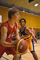 Basketball Division 3 Final Upper Hutt College v Onslow 2 31/08/2012<br /> Photos by Masanori Udagawa<br /> www.photowellington.photoshelter.com