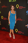 Martha Byrne wearing Nicole Miller and in Vera Wang shoes on the red carpet at the 38th Annual Daytime Entertainment Emmy Awards 2011 held on June 19, 2011 at the Las Vegas Hilton, Las Vegas, Nevada. (Photo by Sue Coflin/Max Photos)