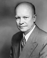 General of the Army Dwight D. Eisenhower, President-elect of the United States.1951 or 1952<br /> <br /> PHOTO : Fabian Bachrach