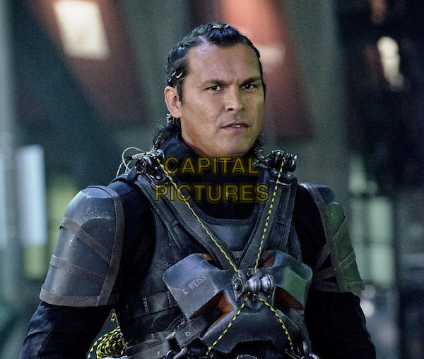 Suicide Squad (2016)<br /> Adam Beach 'Christopher Weiss / Slipknot'<br /> *Filmstill - Editorial Use Only*<br /> CAP/PLF<br /> Supplied by Capital Pictures