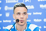 Presentation of Roque mesa as new player of CD Leganes. August 16, 2019. (ALTERPHOTOS/Francis González)