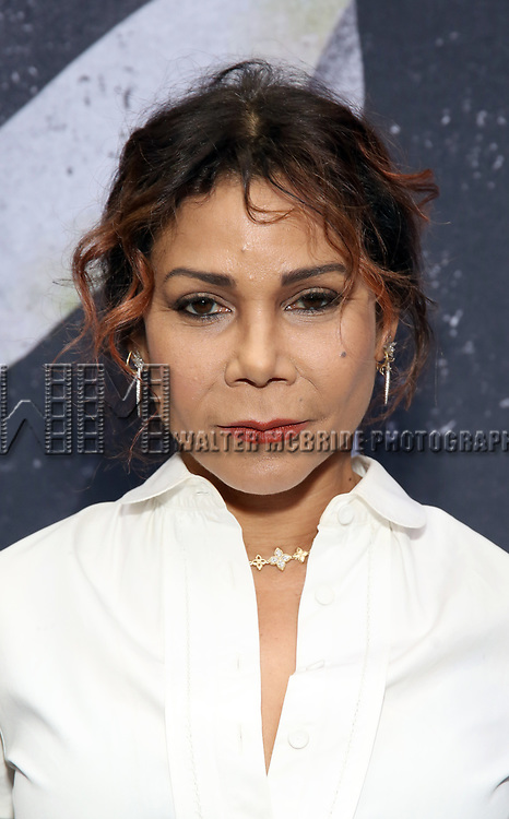 """Daphne Rubin-Vega attends the Broadway Opening Night Performance for """"Beetlejuice"""" at The Wintergarden on April 25, 2019  in New York City."""