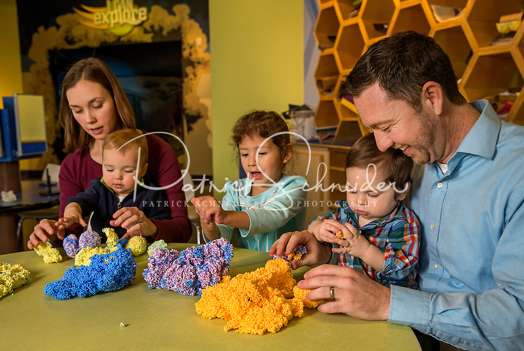 Photography of the Discovery Place Kids Museum in Huntersville, NC.<br /> <br /> Charlotte Photographer - PatrickSchneiderPhoto.com
