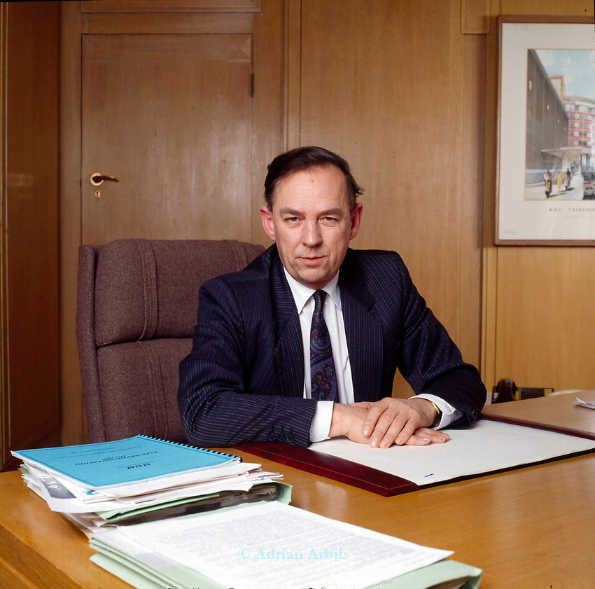 Michael Checkland, Director general of the BBC.