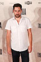 "Javier Godino during the premiere of the film ""Tarde para la Ira"" in Madrid. September 08, 2016. (ALTERPHOTOS/Rodrigo Jimenez) /NORTEPHOTO.COM"