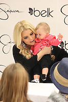 A Pregnant Jessica Simpson &amp; Sister<br /> Ashlee Appear At A Belk Store In<br /> Raleigh North Carolina USA on November<br /> 5,2011 To Meet And Greet Fans. <br /> By Jonathan Green Globe Photos, Inc. Jessica Simpson And Sister Ashlee Simpson Raleigh North Carolina USA<br /> Nov 5,2011 By Jonathan Green