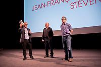 THIERRY FREMAUX ,JEAN FRANCOIS THEVENIN ET YANN DEDET - FESTIVAL LUMIERE 2017 A LYON - JOUR 3