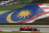 29th September 2017, Sepang, Malaysia;  Motorsports: FIA Formula One World Championship 2017, Grand Prix of Malaysia, #5 Sebastian Vettel (GER, Scuderia Ferrari),