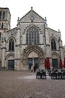 General view of Église Saint-Pierre, Bordeaux, Nouvelle-Aquitaine, France on 16.10.19.