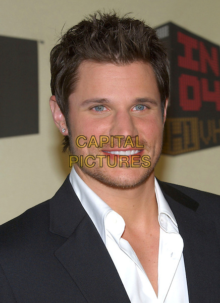 NICK LACHEY.during VH1 Big in '04 held at the Shrine Auditorium, Los Angeles, California, USA, 01 December 2004 ..portrait headshot.Ref: ADM.www.capitalpictures.com.sales@capitalpictures.com.©V. Summers/AdMedia/Capital Pictures .