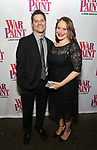 Tom Kitt and Rita Pietropinto attend the Broadway Opening Night Performance of 'War Paint' at the Nederlander Theatre on April 6, 2017 in New York City