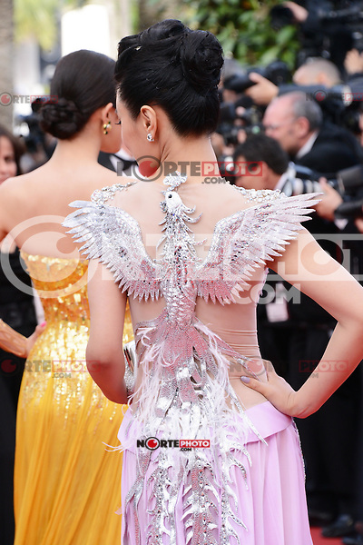 """Chen Tingjia attending the """"De Rouille et D'os"""" Premiere during the 65th annual International Cannes Film Festival in Cannes, 17th May 2012...Credit: Timm/face to face /MediaPunch Inc. ***FOR USA ONLY***"""