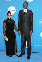 NEW YORK, NY - NOVEMBER 28: Dikembe Mutombo and Rose Mutombo attends the 13th Annual UNICEF Snowflake Ball 2017 at The Atrium at 60 Wall Street on November 28, 2017 in New York City. Credit: John Palmer/MediaPunch /NortePhoto.com NORTEPOTOMEXICO