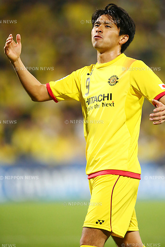 Masato Kudo (Reysol),<br /> MARCH 17, 2015 - Football / Soccer : <br /> AFC Champions League Group E <br /> match between Kashiwa Reysol 2-1 Shandong Luneng FC <br /> at Hitachi Kashiwa Stadium, Chiba, Japan.<br /> (Photo by AFLO SPORT)