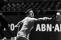 Rotterdam, The Netherlands, 9 Februari 2020, ABNAMRO World Tennis Tournament, Ahoy, Pablo Carreno Busta (ESP).<br /> Photo: www.tennisimages.com