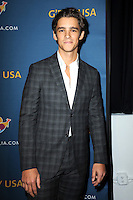 www.acepixs.com<br /> January 23, 2017  New York City<br /> <br /> Brenton Thwaites attending A Virtual Tour of Australia at Hudson Mercantile on January 23, 2017 in New York City.<br /> <br /> Credit: Kristin Callahan/ACE Pictures<br /> <br /> <br /> Tel: 646 769 0430<br /> Email: info@acepixs.com