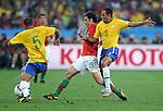 Fussball WM2010 Vorrunde: Brasilien - Portugal