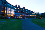 Skamania Lodge located in Washington's Columbia River Gorge
