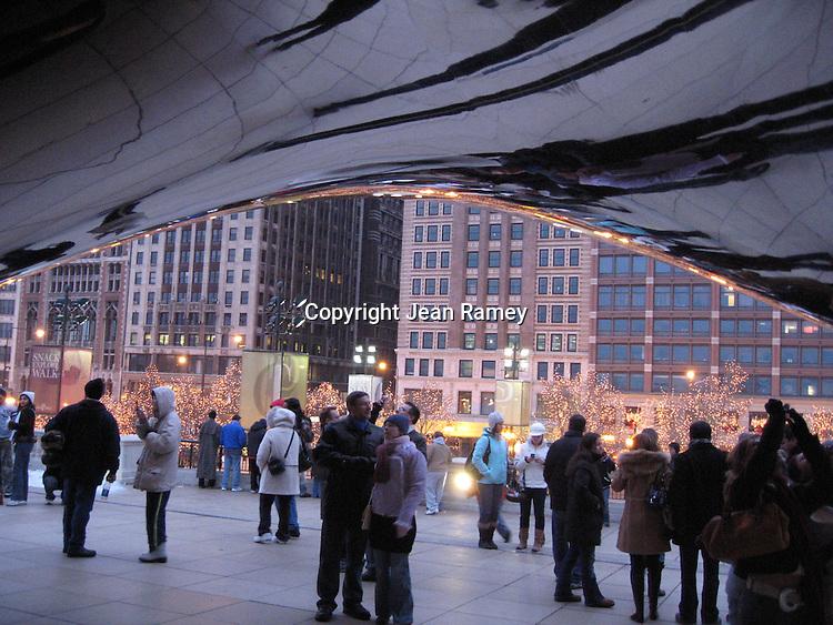 Under The Bean, Chicago